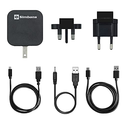 Simbans Charger Pack - Compatible with PicassoTab and TangoTab