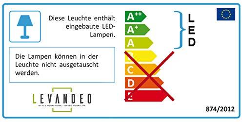 levandeo Iluminación de ambiente