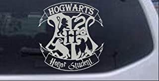 Best hogwarts honor student car decal Reviews