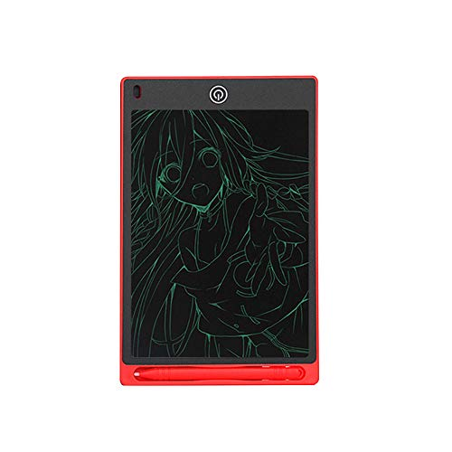 Preisvergleich Produktbild Leslaur LCD Writing Tablet 8.5in löschbar Wiederverwendbare Schreibtafel Kinder staubfreie pädagogische Zeichenblock