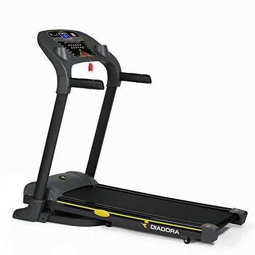 Diadora Fitness, Trim 2.4 Unisex Adulto, Nero