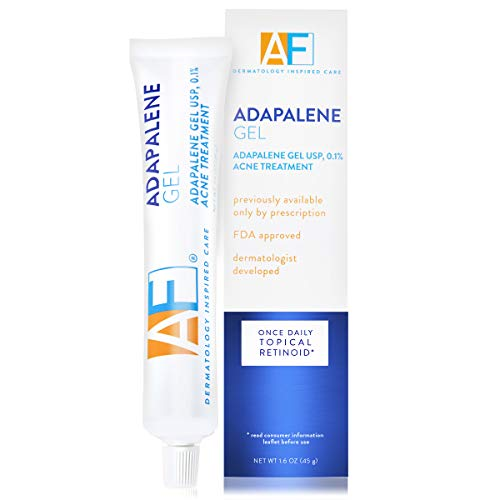Acne Free Adapalene Gel 0.1% Topical Retinoid Acne Treatment (90-Day Supply) $18.99