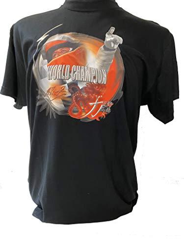 Mercedes Benz Michael Schumacher T-Shirt schwarz Größe L