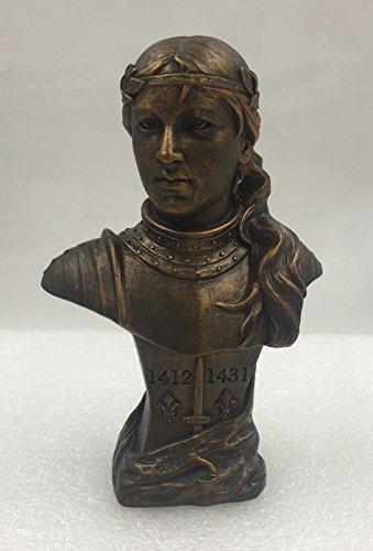 Büste von Jeanne d Arc von Friedrich Goldscheider re0301
