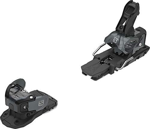 Salomon Warden MNC 13 Ski Bindings 2021-100mm/Black-Grey