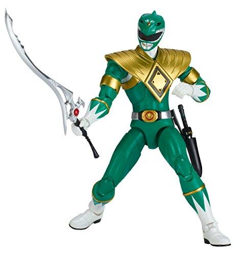 "Power Rangers Legacy ‑ 6.5"" Mighty Morphin Green Ranger Legacy Figure"
