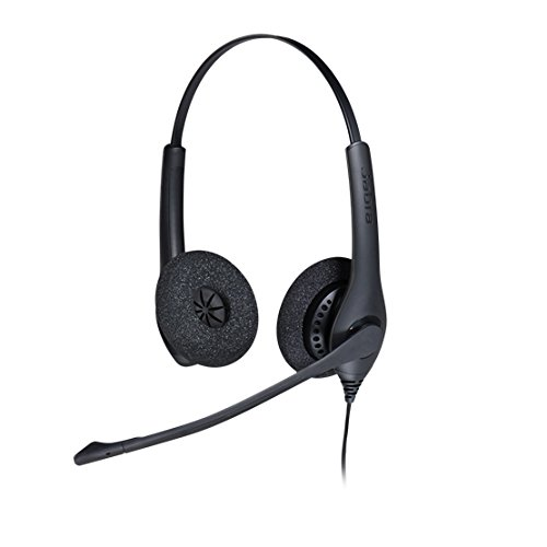 Jabra Biz 1500 Duo Noise-Cancelling-Headset mit USB-Anschluss