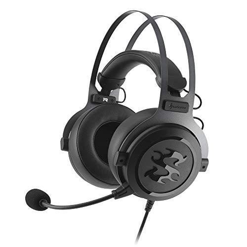 Sharkoon Skiller SGH3 Gaming-Headset schwarz