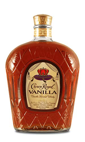 Crown Royal VANILLA Flavored Whisky (1 x 1 l)