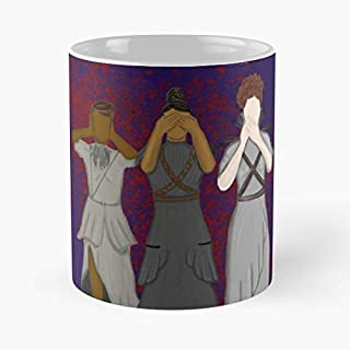 The Fates Great Comet Broadway Musical Broad Best Gift Coffee Mugs 11 Oz