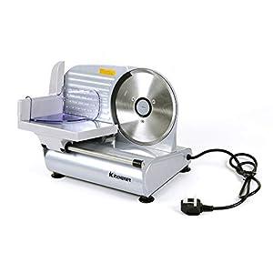 Kitchener 7.5 pulgadas 230v / 50hz / 200w eléctrica máquina de cortar carne para trabajo pesado, máquina de cortar los alimentos