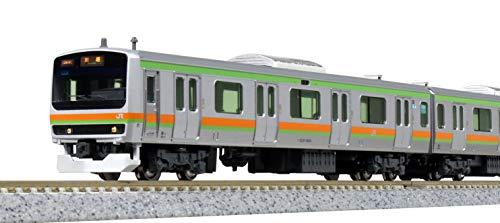 KATO Nゲージ E231系3000番台 八高線 ・ 川越線 4両セット 10-1494 鉄道模型 電車