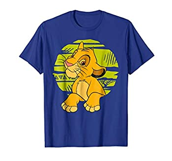 Disney The Lion King Young Simba Paws Green 90s T-Shirt