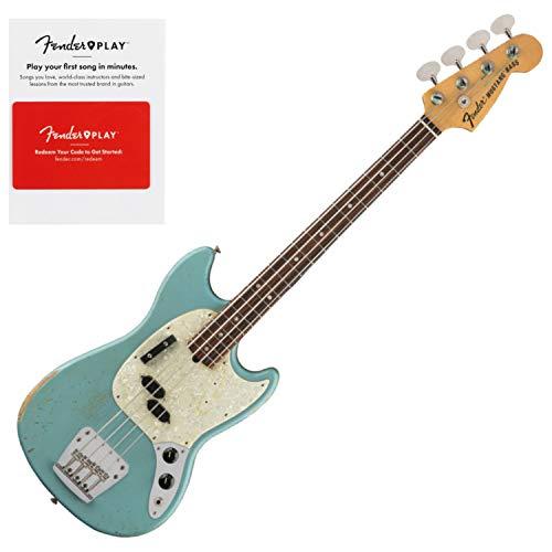 fender road worn bass - 5