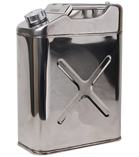 Allentian Stainless Steel Water Can