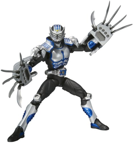Bandai Tamashii Nations Kamen Rider Ryuki Tiger S.H.Figuarts Toy Figure