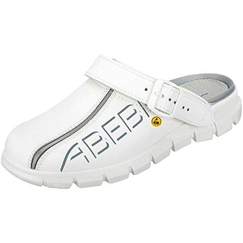 Abeba 37310–35DYNAMIC Schuhe Blitzschuh ESD, Weiß, 37310-40