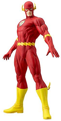 Kotobukiya- The Flash Figurine, 4934054902477, 30 cm