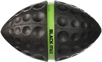 Diggin Black Max Kids Foam Soft Football. Long-Throw Spiral Grip. Small Outdoor Sports Toy