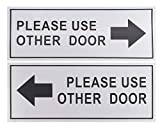 Handicap parking Sign–Comando, nessun parcheggio riservato su riservato Space attenz...