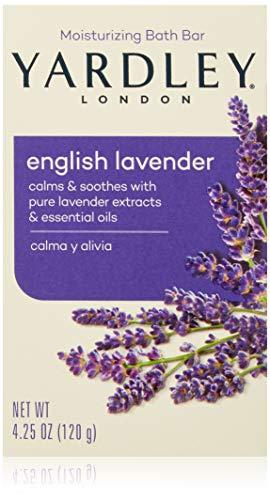 Yardley - English Lavender Natural Moisturising Bath Bar 120g - AMC45799 by Yardley