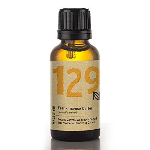 Naissance Olio di Incenso Africano (Carteri) – Olio essenziale puro al 100% - 30ml
