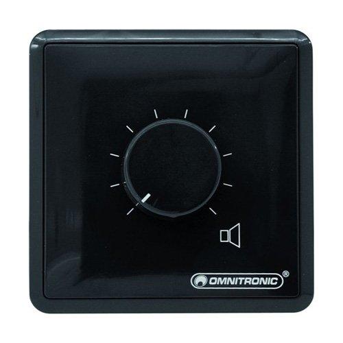 Omnitronic 80711012 ELA LS-Regler (45 Watt) schwarz