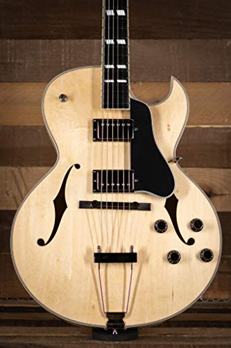 Eastman AR372CE Archtop Guitar with hard case