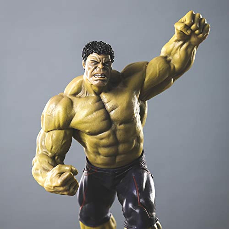 comprar mejor Qivor Qivor Qivor Avengers Hulk Movie Edition Modelo Realista Modelo 27cm Anime Decoración  muchas sorpresas