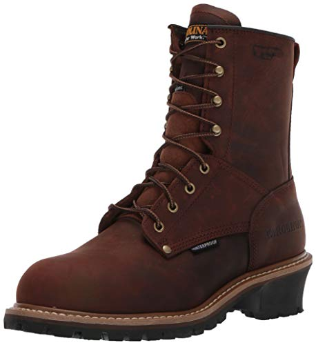 Carolina Boots Men Waterproof Insulated Steel Toe Boots CA5821 - 9EE