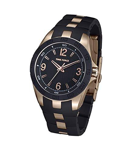 TIME FORCE TF4036L11 - Reloj Caballero caucho