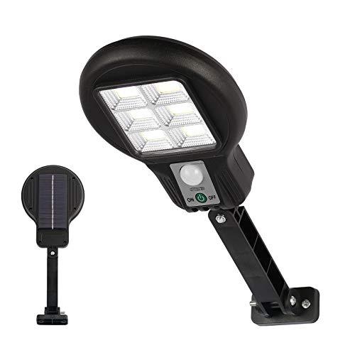 AKDXIRUN Solar Motion Sensor Light Outdoor , 3 Light Modes 48 LED,IP65 Waterproof Outdoor Wall Lamp , Wireless Solar Powered Security Flood Lights for Garden, Wall, Door, Yard