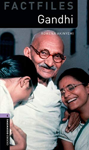 Gandhi (Oxford Bookworms Library Factfiles: Stage 4)の詳細を見る
