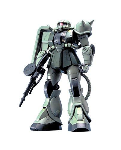 MG 1/100 MS-06F/J ザクII (機動戦士ガンダム)
