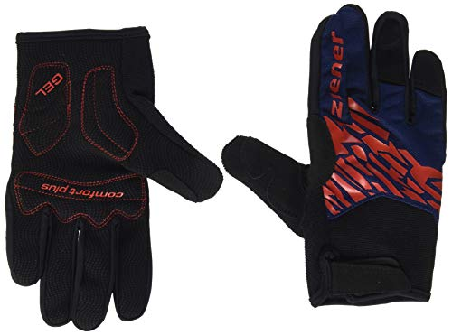 Ziener Kinder CHOPOK long junior bike glove Fahrrad-/Mountainbike-/Radsport-Handschuhe | Langfinger - atmungsaktiv/dämpfend
