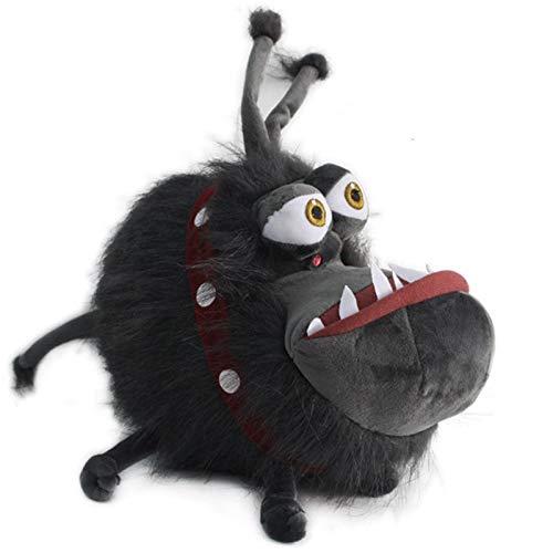 fangzhuo Juguete de Peluche Lindo Anime Gray Gru's Perro Kyle Perro Relleno de Peluche Esponjoso Divertido Feo Animal Relleno muñeca niños Regalos de cumpleaños de Navidad