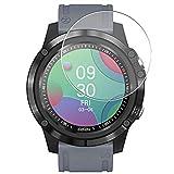 Vaxson 3 Unidades Protector de Pantalla de Cristal Templado, compatible con Zeblaze Vibe 3S HD Smart Watch SmartWatch, 9H Película Protectora