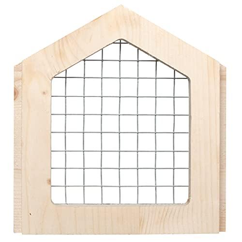 Gardigo Tier-Haus-System Wechselblende für Nutzinsekten   Made in Germany, aus Massivholz   In Sozialeinrichtung gefertigt