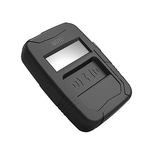 Detector draadloze zeer nauwkeurige hoge-precisietester voor autosleutels kunnen de meeste merken en modellen van voertuigen, vrachtwagens en huishoudelijke apparaten met afstandsbediening worden gebruikt.