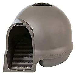 Best Dog Proof Litter Box - Petmate Clean Step Litter Dome