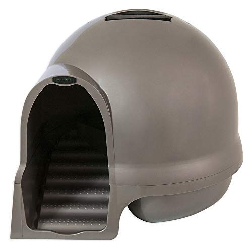 Petmate Booda Dome Clean Step Cat Litter Box