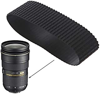 Camera Lens Zoom Grip Rubber Ring Repair for Nikon 24-70mm