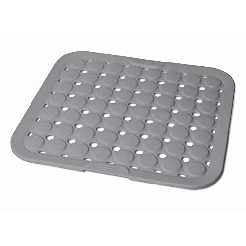 Addis Sink Liner Soft Cushion Protection Kitchen Mat, Light Grey Alfombrilla de Cocina para Fregadero, Color Gris Claro, Talla única