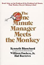 Kenneth H. Blanchard: One Minute Manager Meets the Monkey (Paperback); 1991 Edition