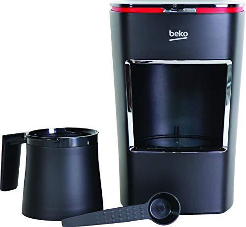 Beko 2-Cup Turkish/Greek Coffee Maker (Black), 120V, 0 BPA Free