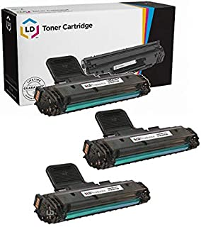 LD Compatible Toner Cartridge Replacements for Samsung SCX-D4725A (Black, 3-Pack)