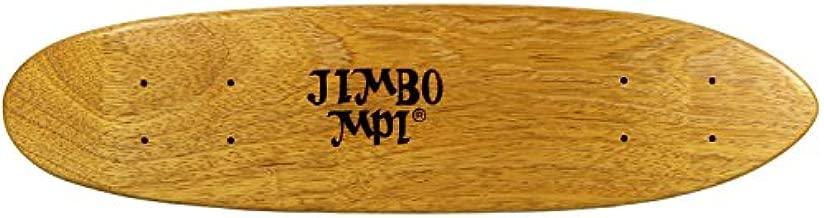 MPI NOS Mahogany Skateboard Deck, Light, 6