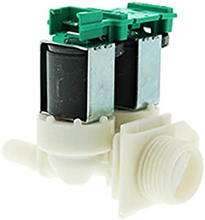 Repairwares Washing Machine Cold Water Inlet Valve Assembly 422244 00422244 1105556 WV2244 PS3462925 PS8713229 for Select Bosch Washer Models