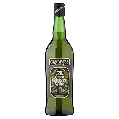 Crabbie's Green Ginger Wine, 700ml