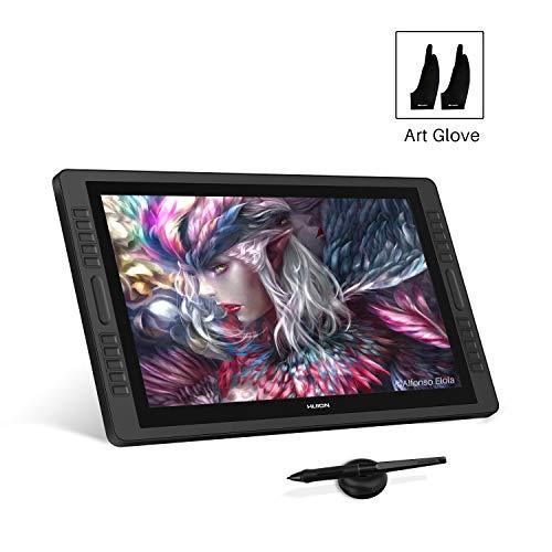 Huion Giano WH1409 Tavoletta Grafica da Disegno Wireless a Penna